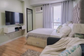 Fully Furnished Studio Unit in Celadon Park for Rent