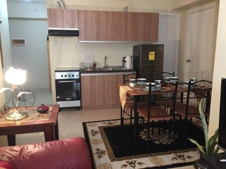 2BR Fully Furnished at Avida Riala