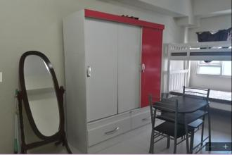 FULLY FURNISHED STUDIO UNIT AT THE PEARL PLACE