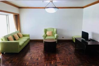 Fully Furnished 3 Bedroom Unit at Two Salcedo Place for Rent