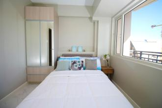Fully Furnished 1 Bedroom Unit at Monarch Parksuites for Rent