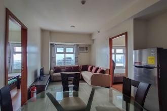 Fully Furnished 2BR in Trion Towers for Rent