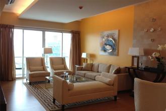 Fully Furnished 2 Bedroom Unit at St Francis Shangri La Place