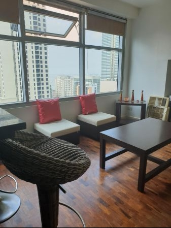 Fully Furnished 1 Bedroom Unit at 8 Adriatico for Rent