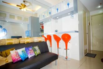 Upgraded Fully Furnished 1BR at Jazz Residences Makati
