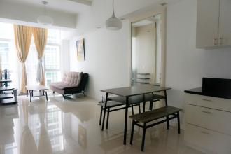 Fully furnished one bedroom unit with balcony at Blue Sapphire, B
