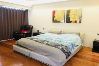 3BR with Balcony for Rent in The Residences At Greenbelt
