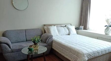 Fully Furnished Studio Unit at Shang Salcedo Place for Rent