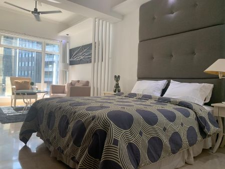 Fully Furnished Executive Studio for Rent in Vivere Suites Alaban