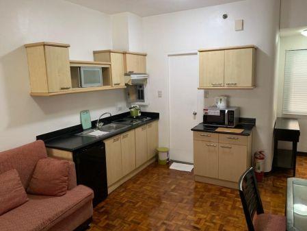 Fully Furnished Studio Unit at Perla Mansion for Rent
