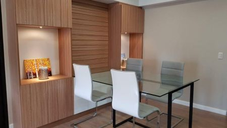 Fully Furnished 3 Bedroom Unit at One Maridien for Rent