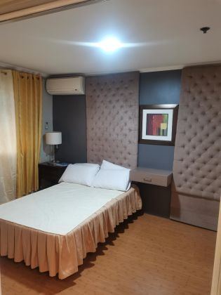 Fully Furnished 1BR Unit at Imperial Palace Suites for Rent