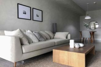 Fully Furnished 1 Bedroom in Proscenium at Rockwell for Rent