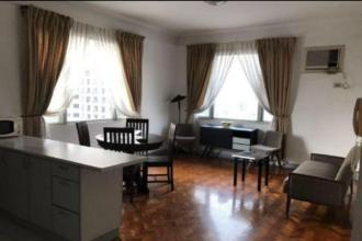 Fully Furnished 1 Bedroom at Asia Tower