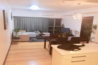 Fully Furnished 1BR Unit in The Residences At Greenbelt