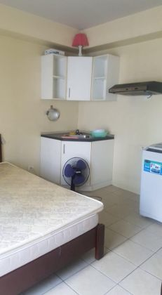 FOR RENT: Fully Furnished Studio unit in Avida Towers Makati West