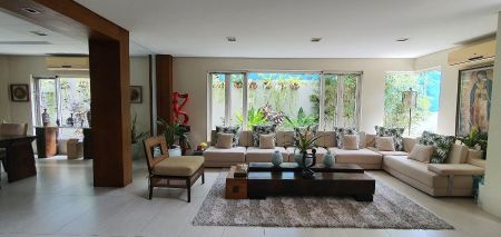 Fully Furnished 5 Bedroom House for Rent in Ayala Alabang Village