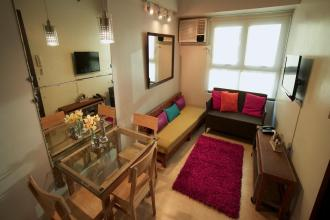 Fully Furnished 2BR Unit in The Fort Residences for Rent