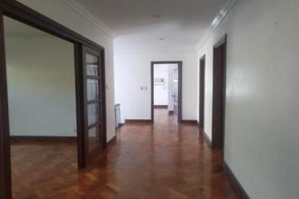 Classic 4BR House for Rent in Alabang