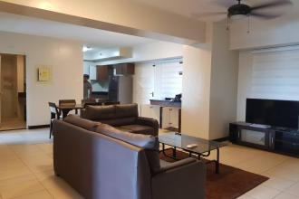 3BR Semi Furnished Unit with Balcony at The Flair Towers