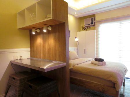 Rush Cebu Lot 8 Condo Interior Designed Fully Furnished