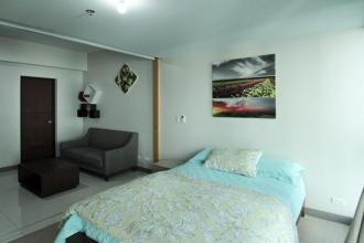 Fully Furnished Studio Unit for Rent at One Uptown Residence