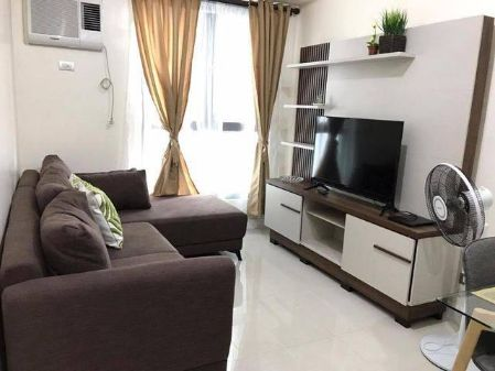 Fully Furnished Studio Unit in The Sapphire Bloc