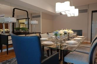 Five Star 3 Bedroom at One Penn Place Salcedo Makati