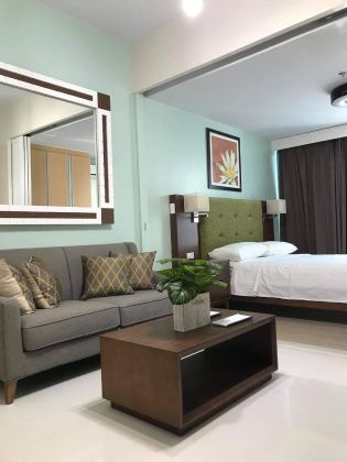 1BR Fully Furnished for Rent in One Uptown Residence BGC Taguig