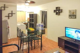 Big 1BR with Balcony and 15MBps Wifi in One Oasis Davao