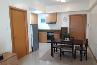 Fully Furnished 1BR at Trion Towers Taguig