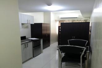 Fully Furnished Studio Unit at Green Residences for Rent