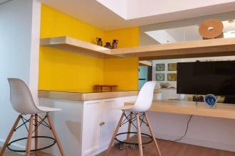 Fully Furnished Studio Unit for Rent at Verve Residences