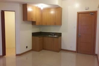 For Lease Furnished 1 Bedroom with Maids Room Trion Tower