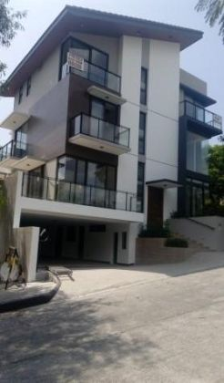 5BR Repriced Semi Furnished at Mckinley Hill Village