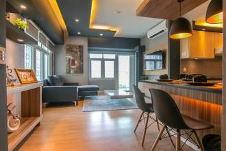 Fully Furnished 1BR Condo for Rent at Serendra 2  Meranti