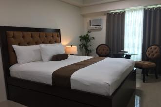 Fully Furnished Studio for Rent in The Beacon Makati