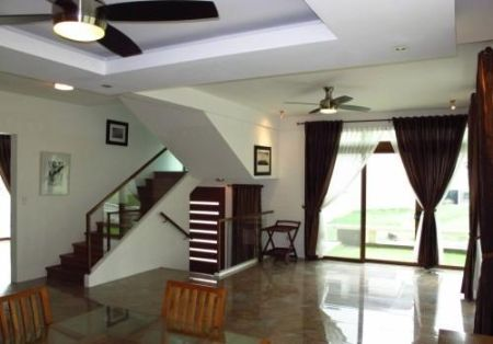 Semi Furnished 4BR for Rent in Mckinley Hill Village Taguig