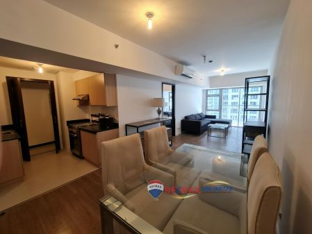 Fully Furnished 1BR Unit at Verve Residences Tower One