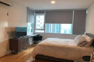 Fully Furnished Studio for Rent in Park Terraces Makati