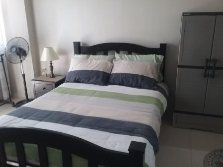 Fully Furnished Studio Unit in One Palm Tree Villas with Balcony