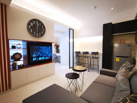 Fully Furnished Studio in Twin Oaks Place Shaw Mandaluyong