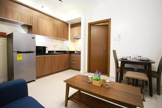 1BR Fully Furnished Abode with Optional Parking near Ortigas Cent