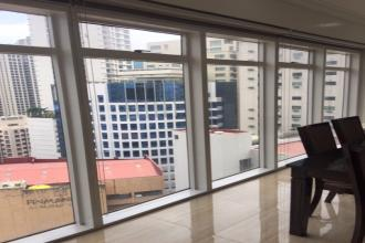 Fully Furnished 3BR for Rent in Salcedo Park Makati
