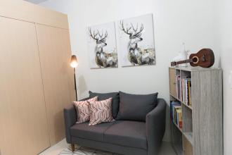 Fully Furnished 1 Bedroom Unit in Field Residences