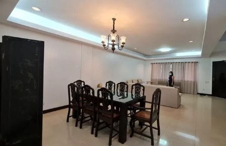 4BR House for Rent in San Miguel Village, Makati