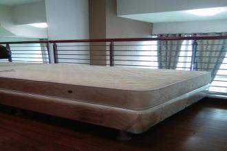 Fully Furnished 1 Bedroom Unit at Eton Emerald Lofts for Rent