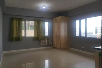 Morgan Residences Mckinley Hill Studio Unfurnished with Aircon