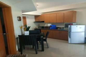 Fully Furnished 1 Bedroom Unit at Trion Towers