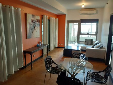 Fully Furnished 1BR for Rent in The Residences At Greenbelt